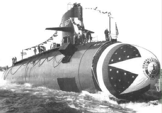 USS Bergall