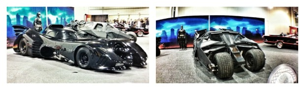 Batman Cars