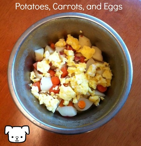 potatoes carrots and eggs1