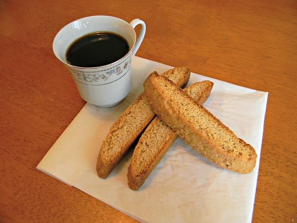 Cinnamon Vanilla Biscotti 1
