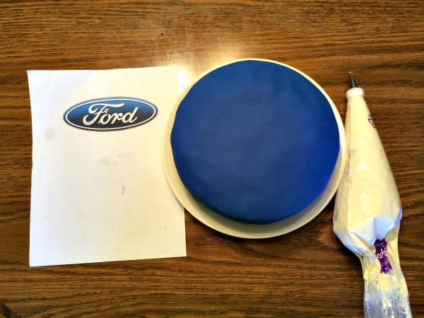 Ford Cake 7