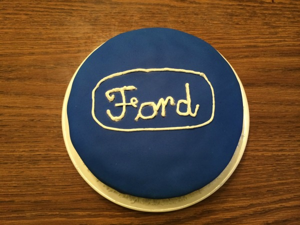 Ford Cake 8