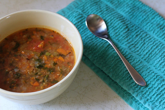 Chickpea Soup 1