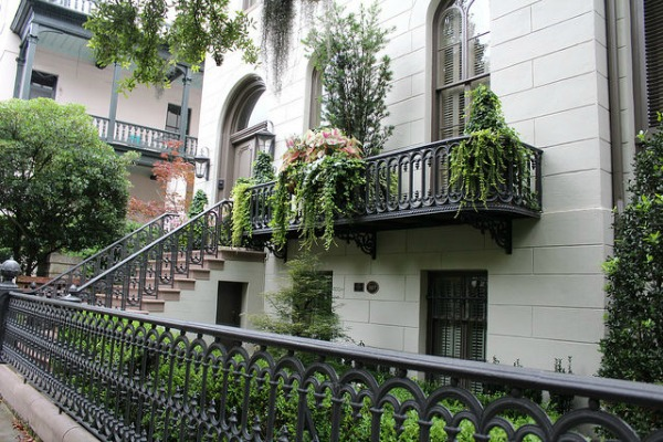 Savannah Mansion