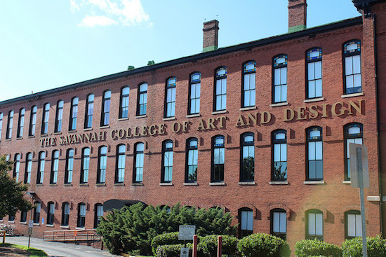 The Savannah College of Art and Design