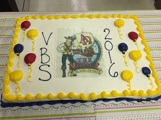 VBS Cake