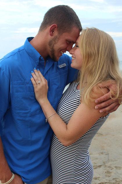 Hannah and Josh