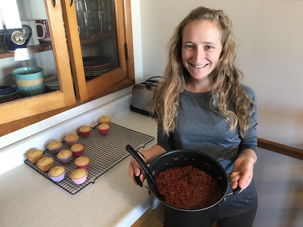 venison-chili-corn-muffins