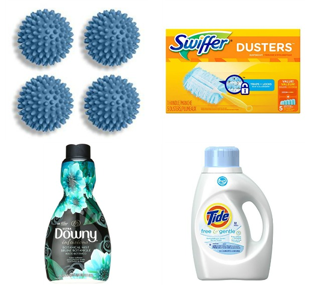 the best laundry detergent and cleaning supplies