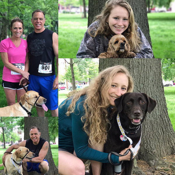 Adoption Connection PA Forever Family 5k race with dogs