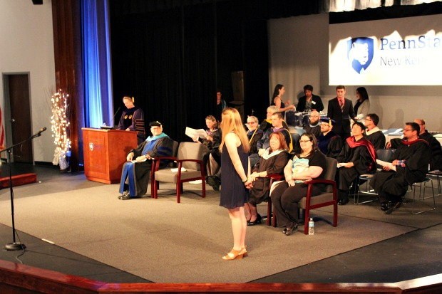 Penn State Awards Ceremony