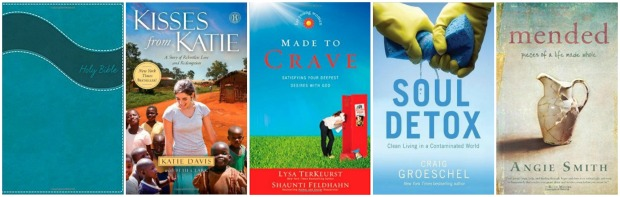 nonfiction faith-based books