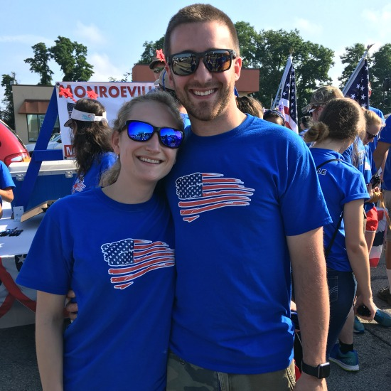 Fourth of July Parade T-shirts