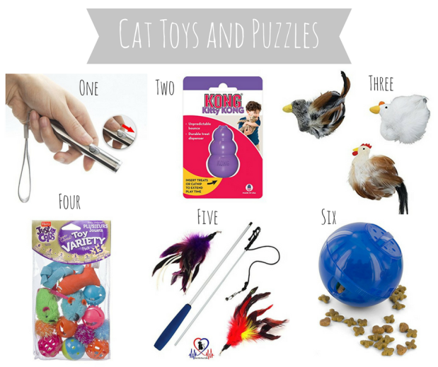 The best cat toys and puzzles