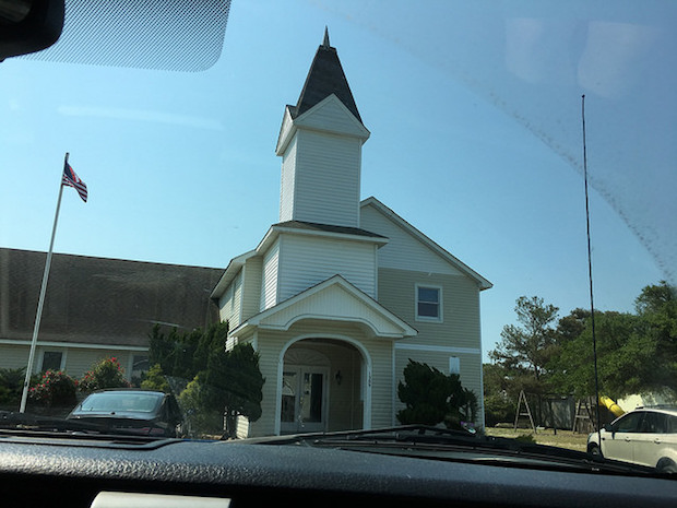 Son Rise Church of Christ in Kill Devil Hills North Carolina