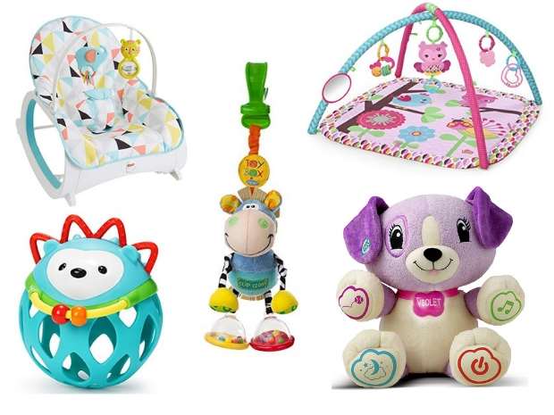 Baby Play 0-3 Month Essentials