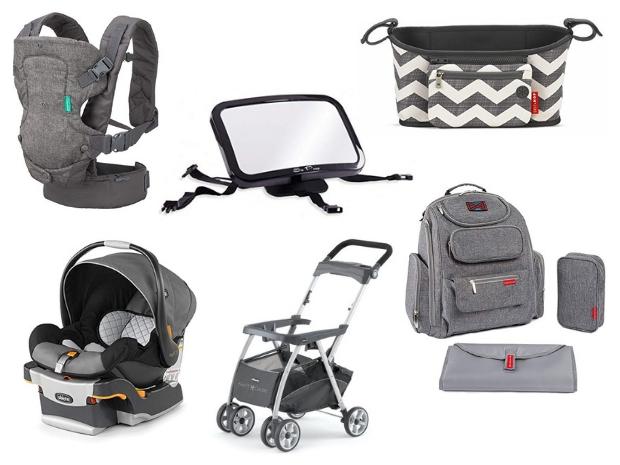 The best baby travel essentials