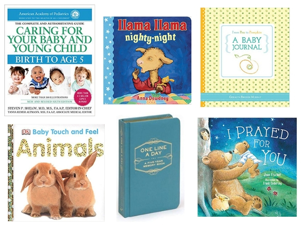 The best baby books