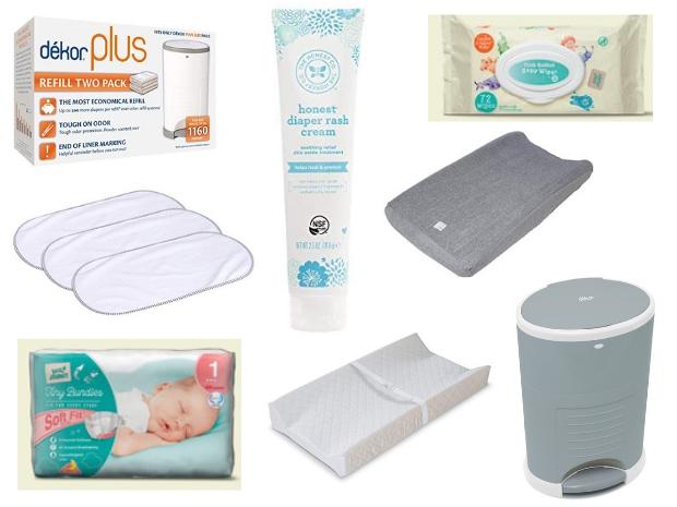 The best baby diaper essentials