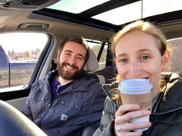 Starbucks coffee date