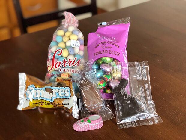 Sarris Candy Chocolates