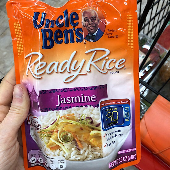Uncle Ben's Rady Rice Jasmine Rice