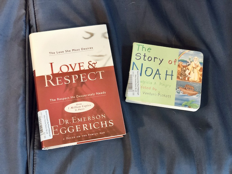 Love and Respect and The Story of Noah