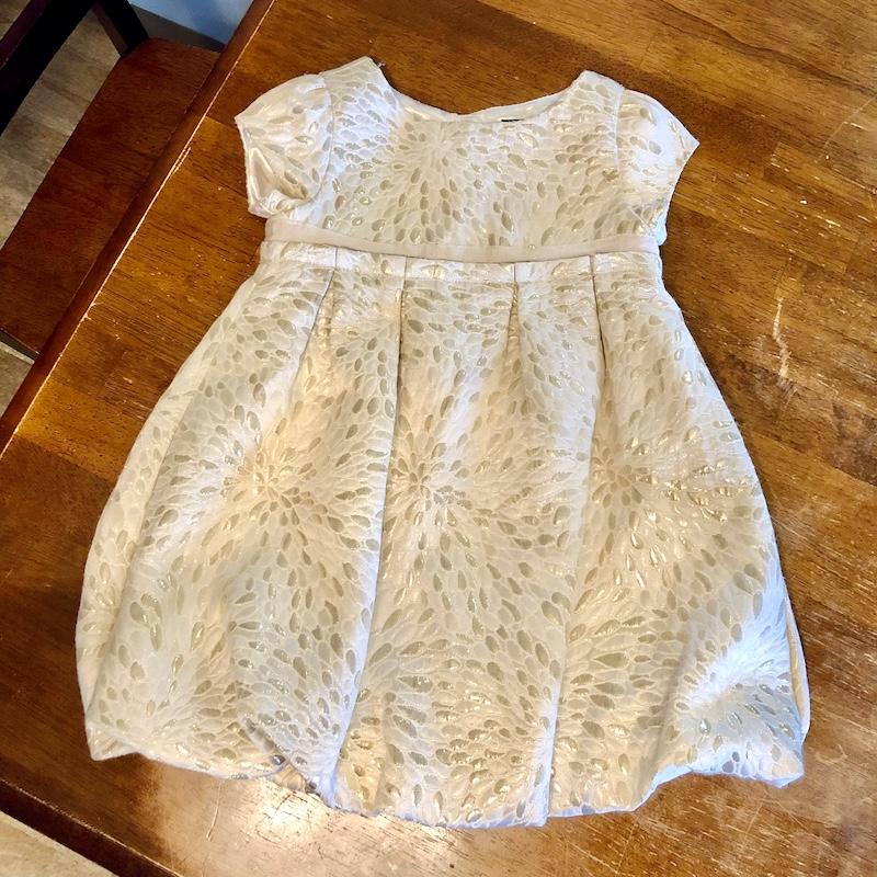 Baby gap Christmas dress