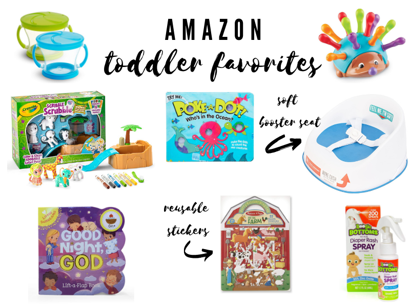 Best Amazon toddler products