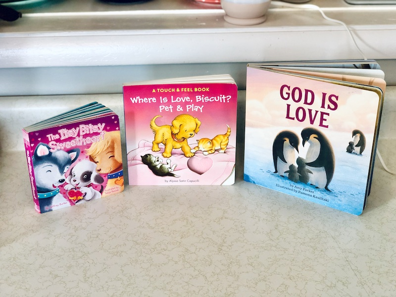 Children's Valentine's Day books