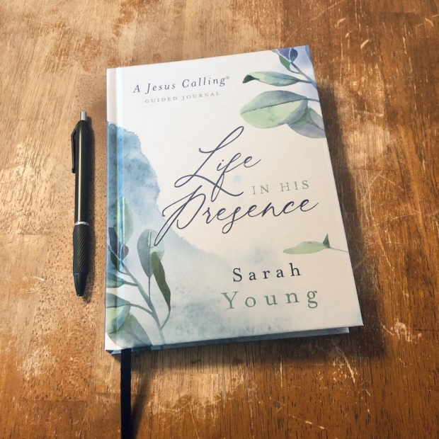 Life in His Presence by Sarah Young