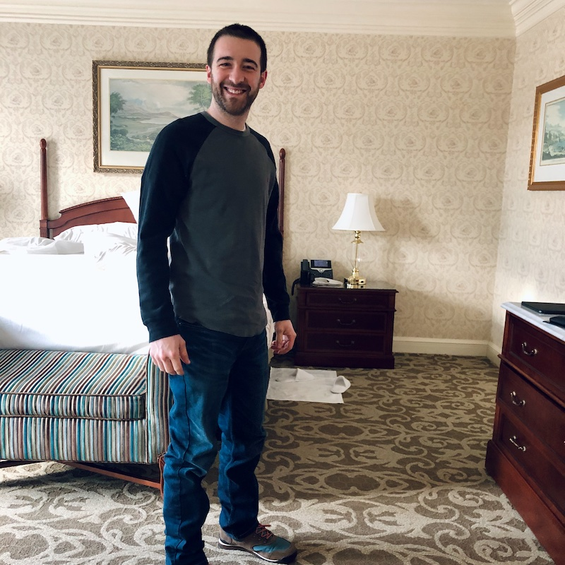 Room at The Chateau at Nemacolin Woodlands Resort