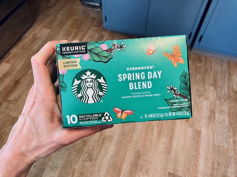 Starbucks Spring Day Blend K Cups