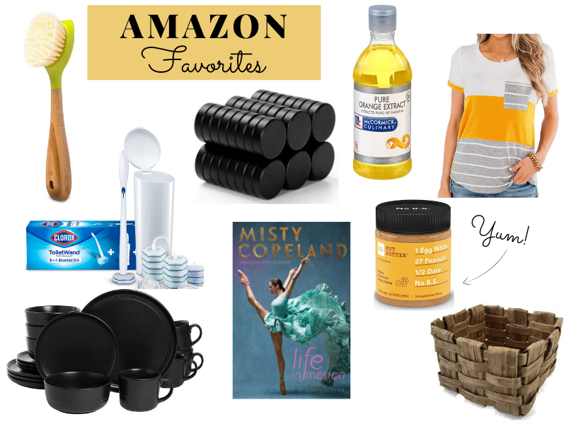 Amazon favorites for the home and kitchen