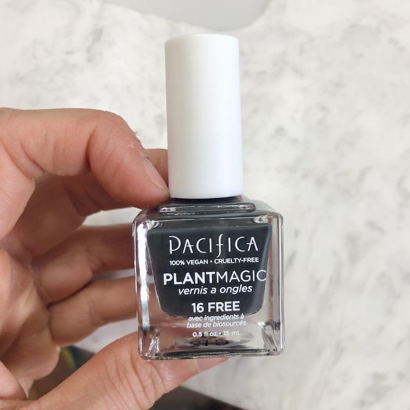 Pacifica Plantmagic 16 free nail polish